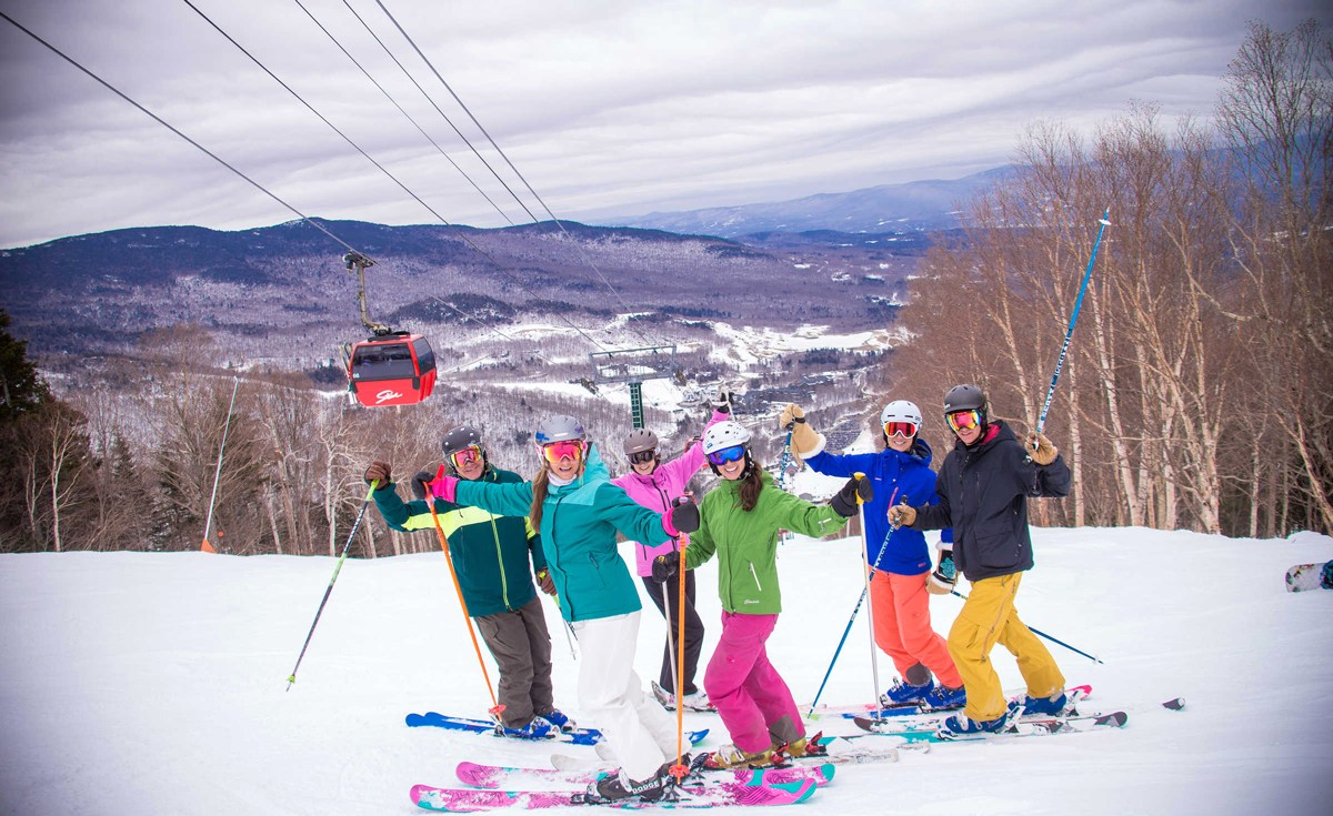 East Coast Skiing: Six States, Six Great Places To Hit The Slopes