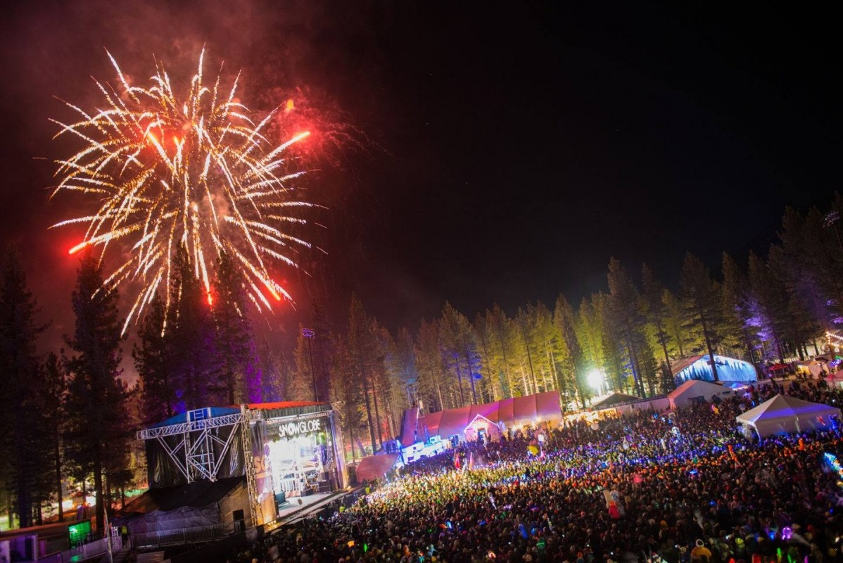 Resolve To Ring In The New Year At A Mountain Resort
