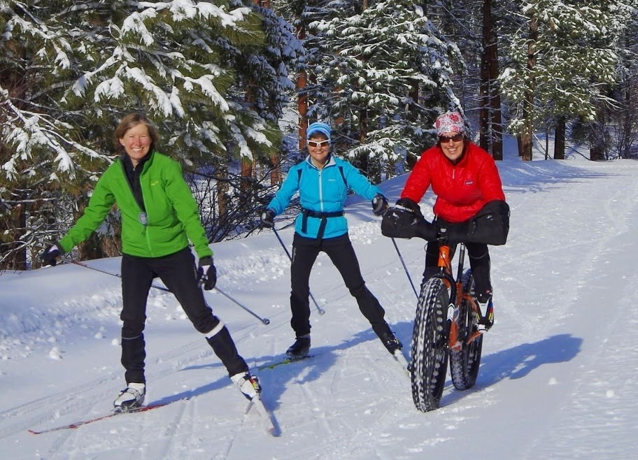 Spring Time For Nordic Skiers