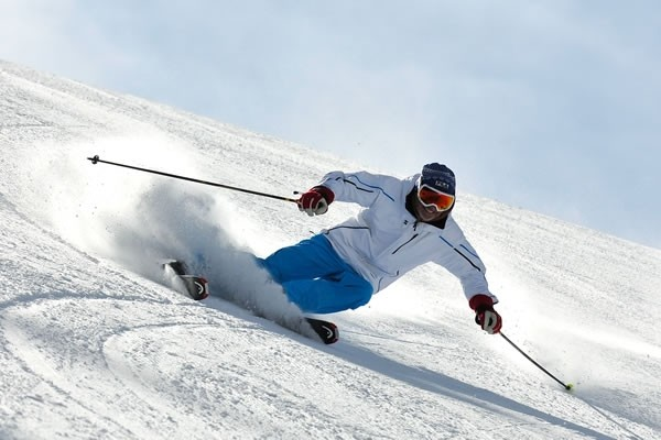 RealSkiers: On Fluidity