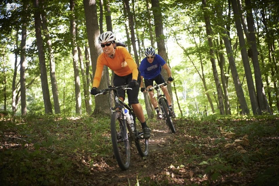 Lift Served Mountain Biking Available Around Great Lakes Ski Resorts