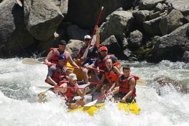 Tamarack-Rafting