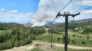 Brian Head Resort Spared From Wildfire