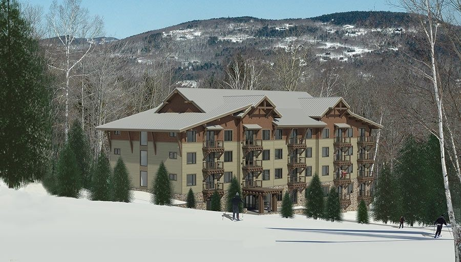 New slopeside digs coming to Sunday River. (Sunday River)