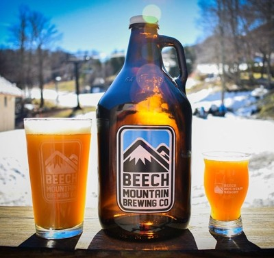 Beech Mountain Brewing.