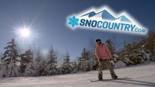 Waterville Valley Resort 2018 - SnoCountry Snapshot with Halley O'Brien