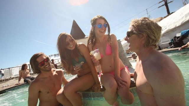 Memorial Day Weekend Skiing, Riding, Brewfests And Hot Tub Parties