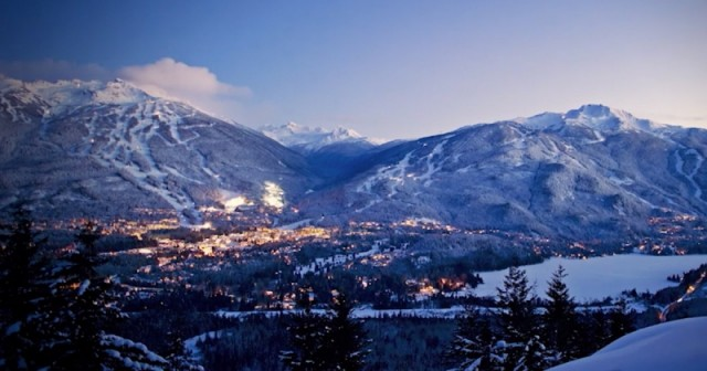 Vail Resorts Purchases Whistler Blackcomb For $1 Billion