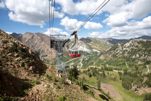 Tramways To The Top Highlight Summertime In The Mountains