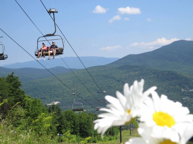 A Few Resorts Charge Nothing For Scenic Summer Lift Rides