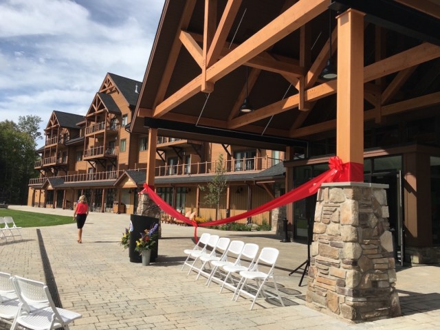 Vermont Community Welcomes Opening Of Burke Mountain Hotel