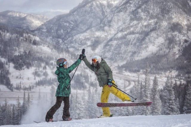 Snow Comes To The West, Opening Days Abound