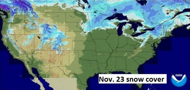 SnoCountry SnoCast: Gobbling up the forecast