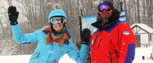 Michigan Ski Areas Offering Affordable Ski Lessons During January