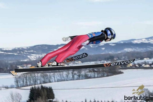Sarah Hendricksen To Fly Off Historic Nansen Ski Jump