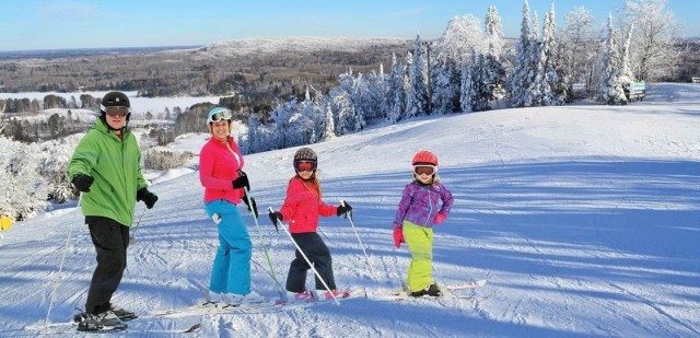 Best Bets For Great Lakes Late Season Skiing