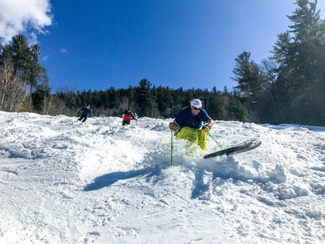 Attitash, Mount Snow, Waterville Valley Extend Season