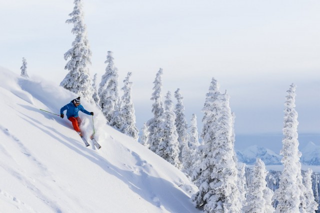 Whitefish Mountain Investing $2.6 Million; New Skier Visit Record