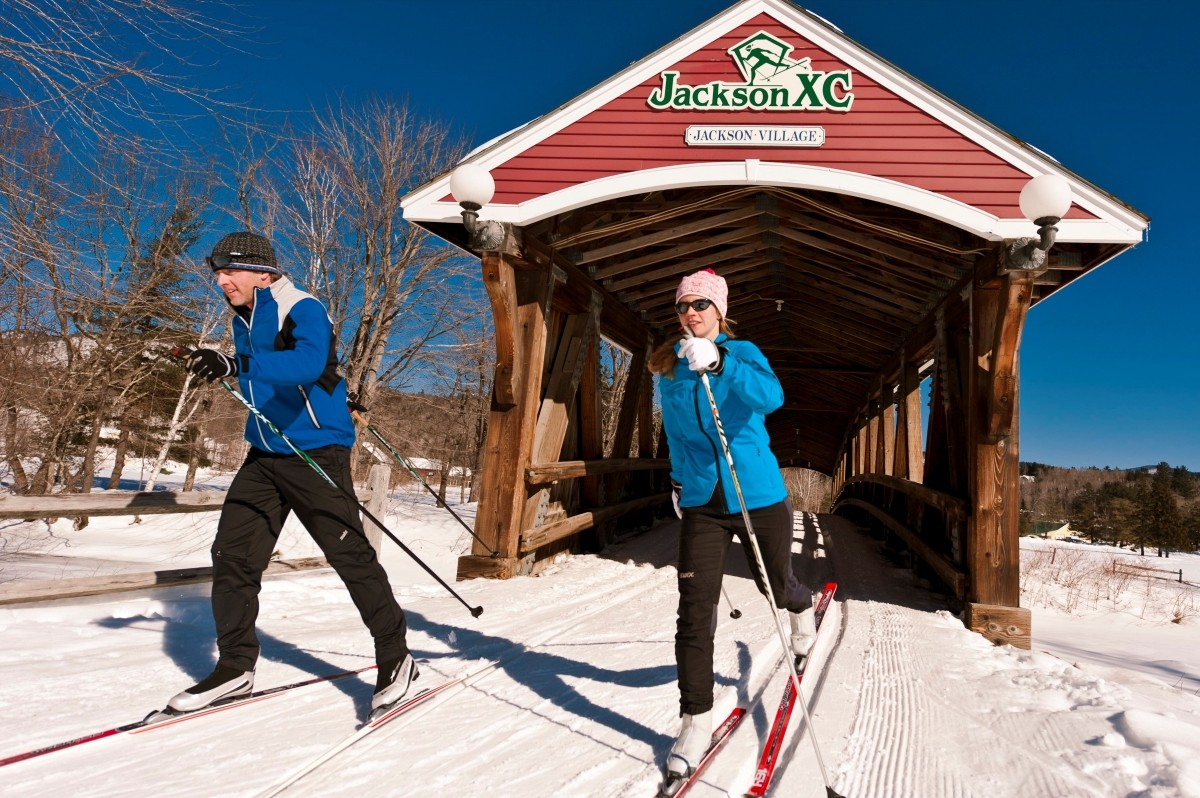 Jackson is a classic xc destination. (Jackson Ski Touring)