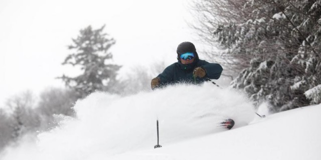 Killington-powder
