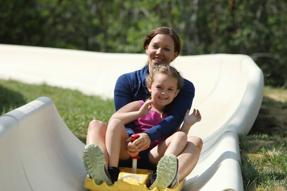 Alpine slides are thrills for whole family. (Park City Mountain/Facebook)