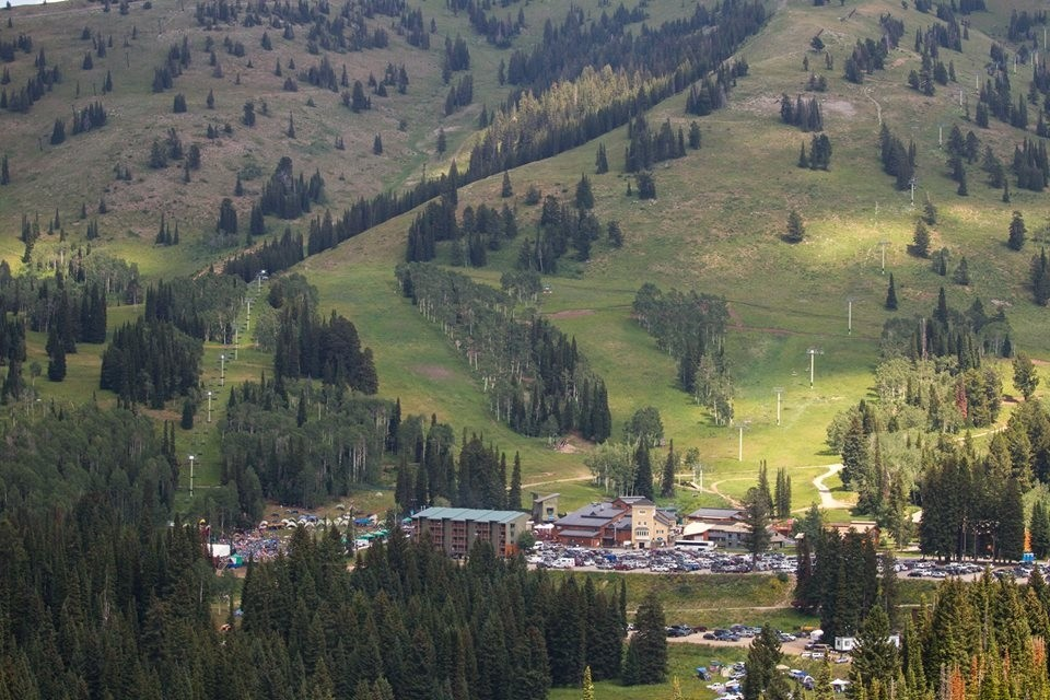 Base area planned to get overhaul. (Grand Targhee/Facebook)