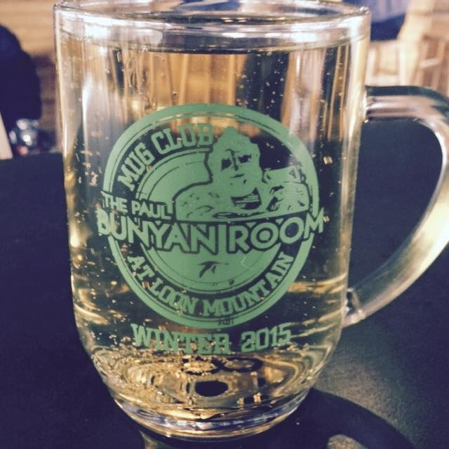Fill up the first brew of the season in your own mug at Loon. (Paul Bunyan Room/Facebook)