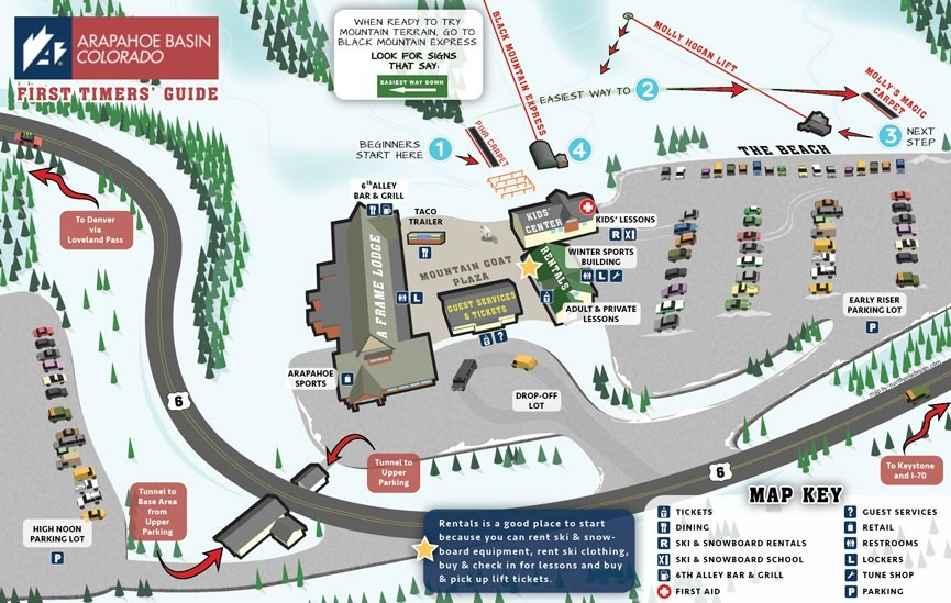 abasin-parking-lot-map