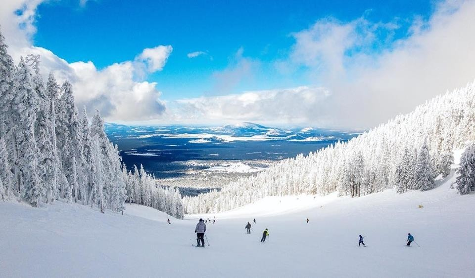 Stick around the southern tier of the Rockies with Power Pass. (Arizona Snowbowl/Facebook)