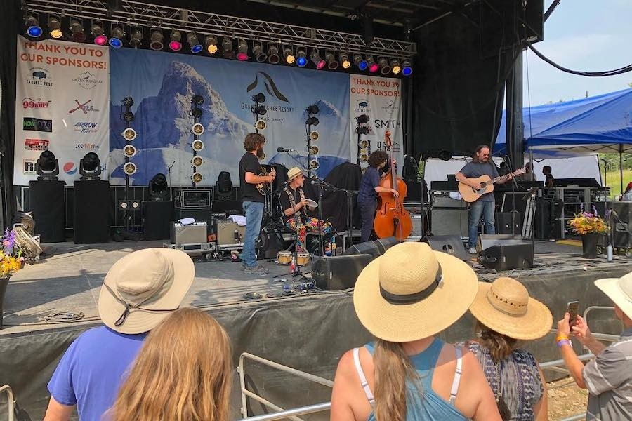 Celebrating 32 years of music in the mountains at Grand Targhee. (Grand Targhee/Facebook)