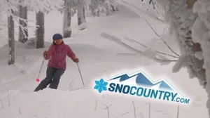 SnoCountry Snapshot With Halley O'Brien - Stratton Mountain Resort