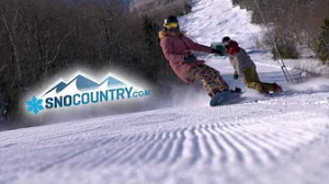 SnoCountry Snapshot with Halley O'Brien - Jay Peak 2019