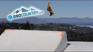 Gunstock Mountain Resort 2018 - SnoCountry Snapshot with Halley O'Brien