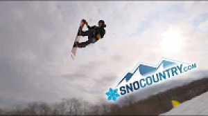 Jay Peak Resort 2018 - SnoCountry Snapshot with Halley O'Brien