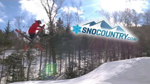 SnoCountry Snapshot with Halley O'Brien - Waterville Valley 2019